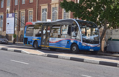 103 to Civic Centre (jayayess1190) Tags: city urban bus southafrica publictransportation capetown commuter passenger masstransit myciti