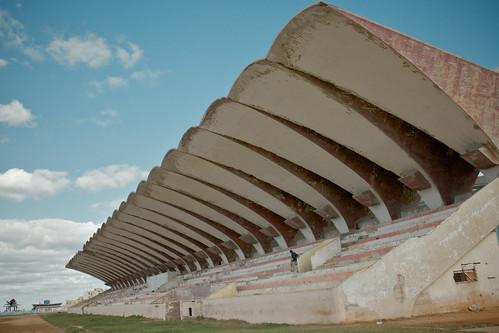 Architecture Stadium La Habana