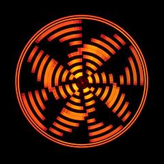 Fire Ventilation (auroramovement) Tags: circle rotation disc glpu lpwa kreisscheibe berlin lightpainting langzeitbelichtung bulb lightdraw oneexposure longexpo lichtkunstfotografie lichtperformance lapp lightart lightartphotography lightgraff lichtkunst lichtmalerei lichtspiel