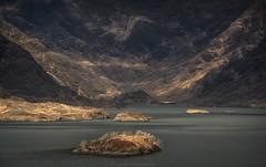 Loch Coruisk (Roksoff) Tags: landscape islands scotland isleofskye innerhebrides ridge cuillins cuillin elgol scottishhighlands sgurralasdair camasunary lochcoruisk 70200mmf28 lochscavaig sgurrnastri leefilters nikond810 sgurrnaeag