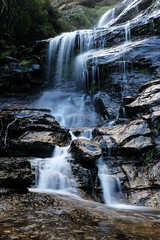 DSCF4601 (M.D.Rozen) Tags: nature bush hiking sydney australia fujifilm cascade bushwalk katoomba leura x100t