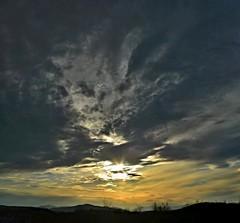 2016_0425Sunset-Pano0006 (maineman152 (Lou)) Tags: sunset sky panorama cloud sun nature clouds skyscape landscape cloudy maine april sundog cloudysky skyview naturephotography skyscene landscapephotography naturephoto skycolor skycolors springsky skydrama landscapephoto