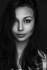 Yase (Max Jupp) Tags: light portrait woman girl beautiful beauty canon studio flash indoor