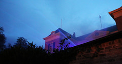 2016 Koningsdag (Steenvoorde Leen - 1.4 ml views) Tags: doorn haus huis lasershow harmonie 2016 utrechtseheuvelrug landgoed lampionnen lazershow koningsdag oranjevereniging lampionnenoptocht koningsavond ornajevereniging