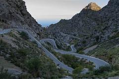 Carretera de Sa Calobra (Rafa Gancedo) Tags: espaa lugares es mallorca baleares islasbaleares sacalobra escorca