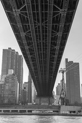 To Manhattan (tonydear) Tags: newyork unitedstates rooseveltisland