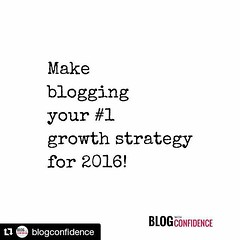 ... #Repost @blogconfidence With @repostapp ・・・ Business Blogging Doesnu0027t  Have · Refreshments