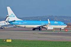 "PH-BCA Boeing 737-8K2 KLM MAN 20-12-15 (PlanecrazyUK) Tags: man manchester klm ringway egcc airport"" boeing7378k2 ""manchester 201215 phbca"