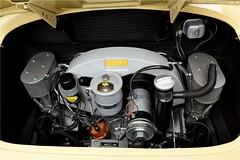 Porsche 356SC Cabriolet