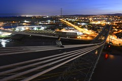 Best of the three (Seffyboy) Tags: bridge wales newport transporter