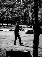 Shashin - DSCN2696 (Mathieu Perron) Tags: life city bridge people bw white black monochrome japan nikon noir perron daily nb journey  mp blanc japon personne ville gens vie mathieu   sjour   quotidienne      p520  zheld