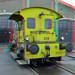 Dieselloc Stoomdepot Rotterdam 3D