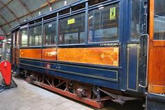 GVB 792 in onderhoud (remco2000) Tags: amsterdam gemeente ema gvb restauratie loods onderhoud 792 donkerblauw opknappen gvba retm electrische vervoerbedrijf museumtramlijn gvb792