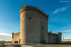 DSC3074 Castillo de Arvalo, siglo XV (vila) (ramonmunoz_arte) Tags: de isabel castillo avila castilla arvalo