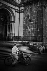 tricycle (efrainsalvadorjr) Tags: blackandwhite mexico tricycle jalisco streetphoto bandw streetpics a7ii streetphotographers zapotlan sonyalpha ciudadguzman blackandwhitepics blackandwhtiephotography rokkor40f2 sonya7ii