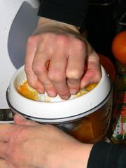 Squeezing Orange machine 4th February 2014 04-02-2014 13-28-11 (dennoir) Tags: orange machine 4th february 2014 squeezing 132811 04022014