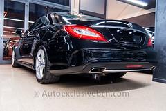 Mercedes-Benz CLS 350 BT Coupè *AMG * - 252 c.v - Negro Obsidiana Metalizado - Piel Negra