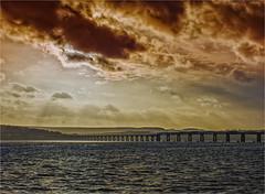 Tay Bridge #1 (Clive1945) Tags: bridge water river scotland dundee tay d7100