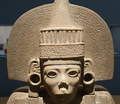 Huastec Life-Death Figure