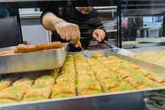 OH (patrickmnguyen) Tags: istanbul bakery baklava kadikoy