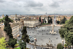 Rome (Alessan1111) Tags: city vacation italy holiday vatican rome roma architecture europe italia landmark destination hdr