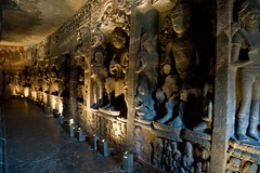 Ajanta11 (Goldenmoon77) Tags: travel india ajanta boudhism ajantacaves