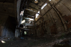 Abandoned Factory in north Italy. (lostinthe.dayss) Tags: art abandoned beautiful nikon factory decay explorer north fisheye forbidden forgotten noentry exploration hdr nord autofocus abandonedplace nikond3200 fabbrica abbandono abbandonato northitaly beautyindecay esplorazione decaduto esplorazioneurbana