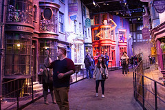 Diagon Alley (Cathy G) Tags: uk canon harrypotter shops hertfordshire watford lseries diagonalley canon24105mm canon7d harrypotterstudiotour
