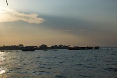"""""""Sinking Village"""" (ellyoracle77) Tags: sunset village uganda boattrip latitude equator lakevictoria degrees eastafrica entebbe zerodegreeslatitudeboat tripequatorzero"""