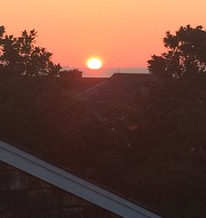 Sunrise DE (verplanck) Tags: sunrise de dawn delaware atlanticocean sanddunes rehobothbeach thepines latesummer 2014 thefirststate vanishingdelaware