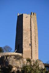 Castell de Santa Perptua de Gai (esta_ahi) Tags: espaa castle spain castillo tarragona castell concadebarber santaperptuadegai  pontils ri510006721