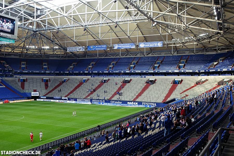 ✖ Fotos: Veltins-Arena, FC Schalke 04, Gelsenkirchen