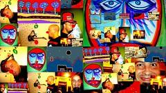 Circulo gastropensador accitano (Barba azul) Tags: amigos ceramica clown coco amistad circulo chaplin zanahoria pinocho poesía sargadelos bolitas cown melocotones comarcadeguadix caminomozarabedesantiago gastropensador