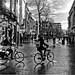Four Cyclists
