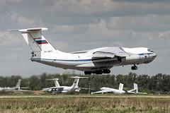 RA-76577 (Shnipper) Tags: airplane pentax aircraft transport takeoff spotting russianairforce il76md ra76577 shnipper tsyupka
