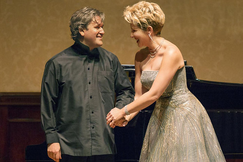 Antonio Pappano and Joyce DiDonato win at the Grammy Awards 2016