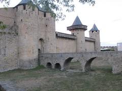 2010 09 08 Francia - Linguadoca Rossiglione - Carcassonne_0804 (Kapo Konga) Tags: francia castello carcassonne ferie languedocroussillon citta cittamedievale