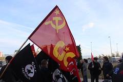 IMG_6199 (Kevin_Laden) Tags: bandera lucha solidaridad lluita cjc vaga banderes juicio huelga cgt castell concentracin solidaritat 14n concentraci pcpe judici encausats encausados