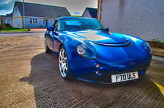 TVR 1 (Mike Branney) Tags: hdr tvr tamora