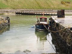 Portballintrae Harbour (divnic) Tags: county uk sea water coast boat fishing harbour vessel northernireland ni fishingboats fishingboat lobsterpots northchannel antrim northcoast lobstertrap irishsea fishingnets portballintrae fishingequipment fishinggear ce3 creelpots ce3carolijen carolijen