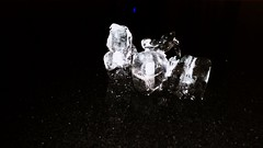 Ice Ice Baby ( EkkyP ) Tags: white black ice alphabet february icy iisfor