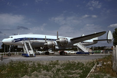F-BRAD (Air France) (Steelhead 2010) Tags: lockheed airfrance freg superconstellation nte l1049 fbrad