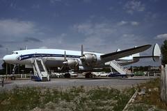 F-BRAD (Air France) (Steelhead 2010) Tags: lockheed airfrance freg superconstellation nte l1049 fbrad