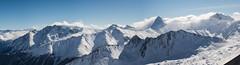 Panorama Ischgl - Austria (Gatersleben) Tags: winter austria tirol oostenrijk sneeuw wintersport ischgl skin at