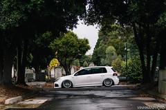 IMG_2255 (VinhmanPhoto) Tags: white cars cemetery car vw golf nation australia melbourne german ghosts bags volkswagon slammed stance fitment worldcars golfr speedhunters stancenation iamthespeedhunter vinhman vinhmanphoto