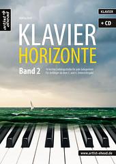Klavier-Horizonte, Band 2 (coastwalker) Tags: music horizon piano musik sheetmusic band2 noten klavier coastwalker klaviernoten mathiaskreft klavierhorizonte