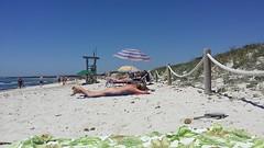 Es trenc nude beach (nudistblr) Tags: beach girl naked nude spain sand outdoor butt playa nudist es mallorca fkk majorca platja nudismo desnuda naturista nudista trenc