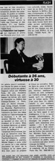 PRESSE MICHEL SOGNY FEMME PRATIQUE NO 203 JUILLET 1980
