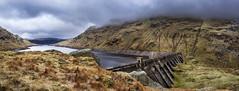 Dam at Loch Sloy (gis_uwe) Tags: dam reservoir loch hydroelectric hydropower sloy
