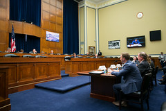Testimony on Examining the Renewable Fuel Standard (The Heritage Foundation Think Tank) Tags: usa dc washington preparations